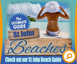 St John Beach Guide - US Virgin Islands Travel Guide
