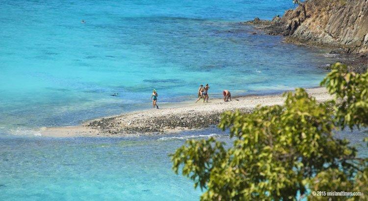 Waterlemon Cay, St John, USVI snorkeling