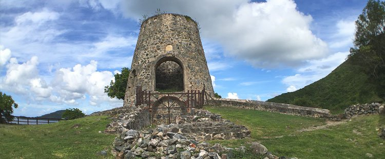 Annaberg Plantation Ruins, US Virgin Islands National Park