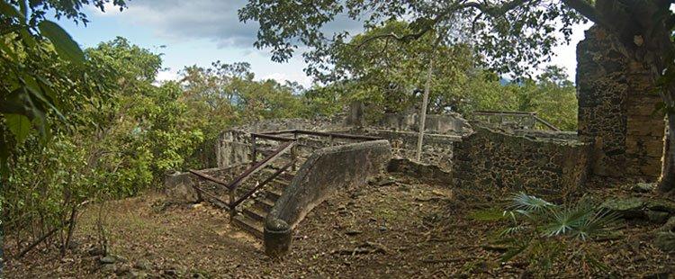 Annaberg School, St John US Virgin Islands National Park