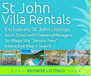 St John Vacation Rental Villas US Virgin Islands