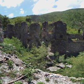 Leinster Bay Plantation Ruins