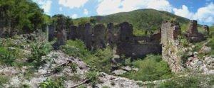 Leinster Bay Plantation ruins, US Virgin Islands National Park