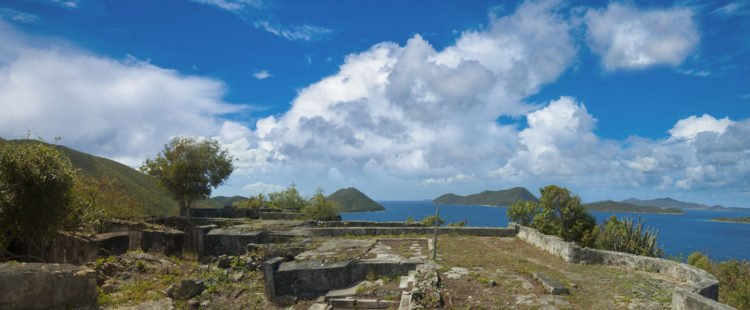 Waterlemon Cay Ruins
