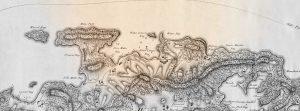 Waterlemon Cay historic map